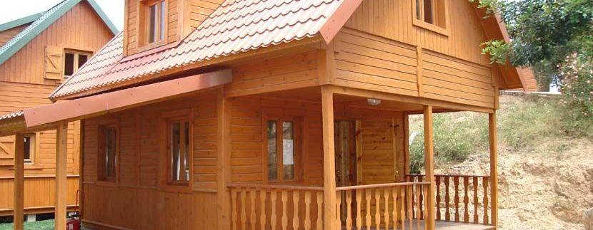 Casas de madera Virgo de Casas Carbonell