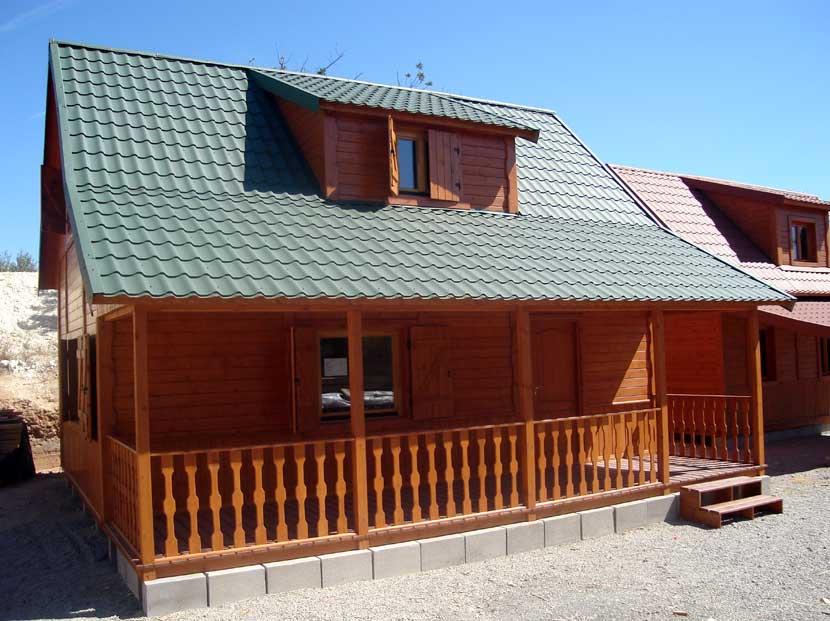 precios casas de madera casa de madera en barcelona modelo piscis de casas carbonell