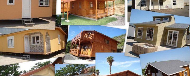 Precio casas de madera y casas prefabricadas de todos los modelos - Precio de casas de madera prefabricadas ...