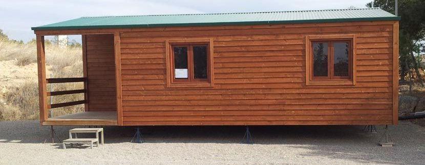Precio de casas de madera economicas CCR