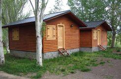 casas de madera para camping, Bungalow de Casas Carbonell