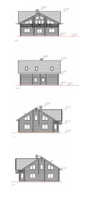 Casas prefabricadas en kit catherine casas carbonell for Kit casas prefabricadas