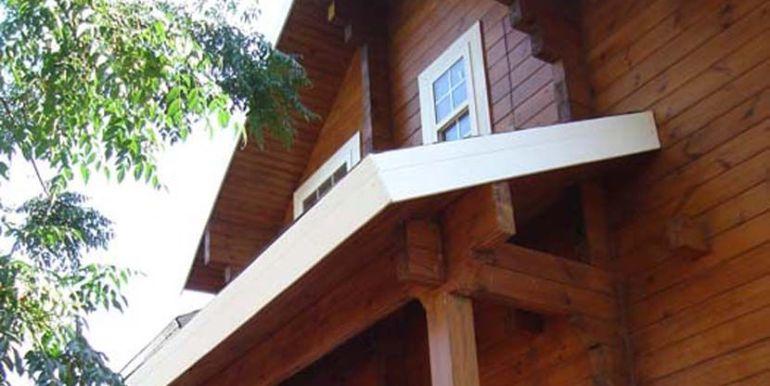 casa de madera modelo PortaCoeli de Casas Carbonell (3)