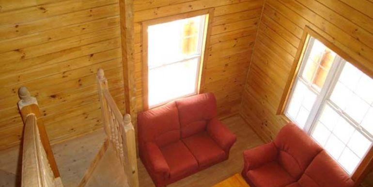 casa de madera modelo PortaCoeli de Casas Carbonell (8)