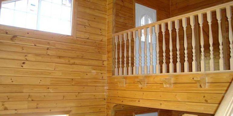 casa de madera modelo PortaCoeli de Casas Carbonell (9)