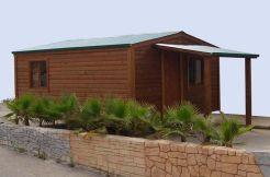 casas económicas de madera CCR33 Casas Carbonell, prefabricadas