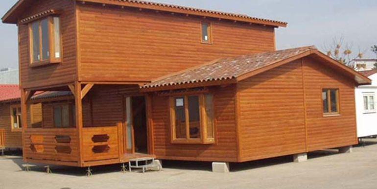 Crisana de Casas De Madera Carbonell