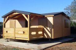 Casas de madera modulares Denia 47