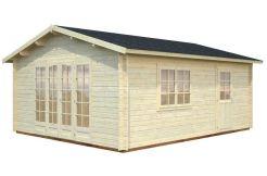 de madera maciza casetas de jardín Irene 23.9 de Casas Carbonell