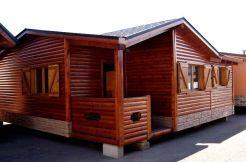 casa prefabricada de madera Calatis de Casas Carbonell casas prefabricadas