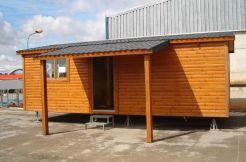 casas de madera prefabricadas Jávea, de Casas Carbonell, moviles