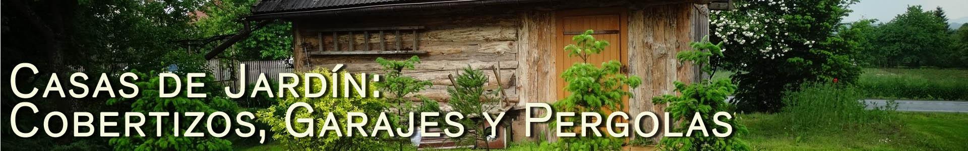 casa madera cobertizo