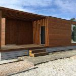casa prefabricada moderna Helena de Casas Carbonell vanguardista