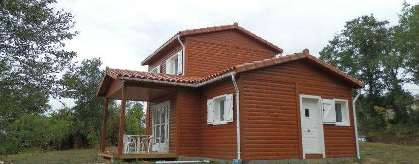 comprar casas madera