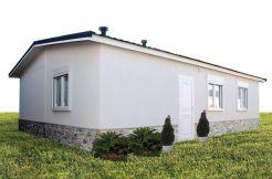 casas prefabricadas Victoria 60 de Casas Carbonell moviles