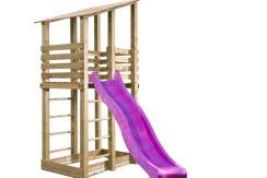 parque de madera infantil Mia de Casas Carbonell