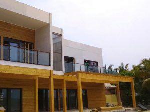 Las casas de madera cumplen el código técnico de edificación CTE