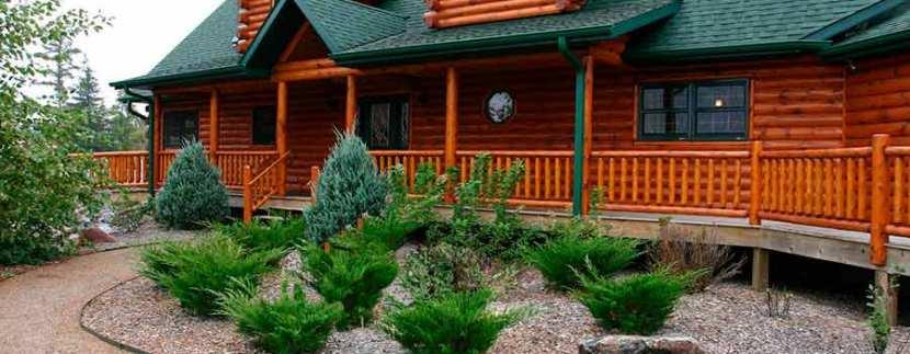Casa de madera archivos casas carbonell - Casas de madera madrid ...