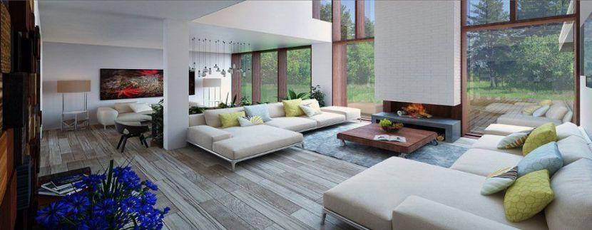 Ventajas de vivir en casas de madera