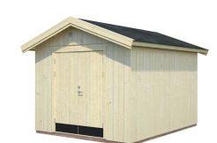 Cobertizo de madera Martin 8,4