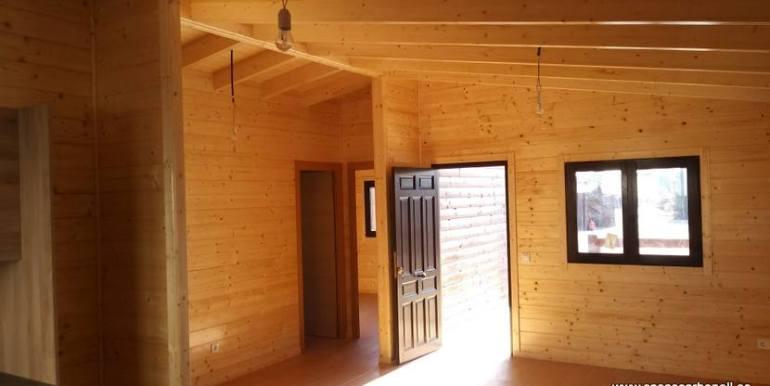Casa de madera modular, modelo Betera 80 (5)