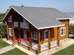 Oferta casa de madera Porta coeli