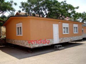 Oferta casa prefabricada Victoria 60