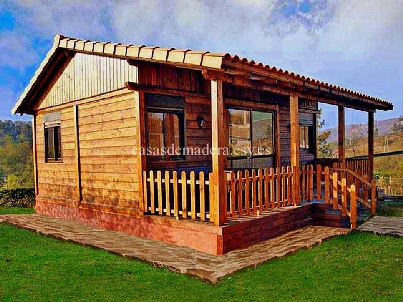 Venta de casas de madera Gelves