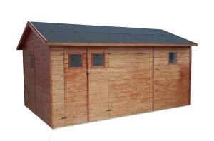 casa de madera 1 300x198 - Casa de madera modelo cadema 12 m2