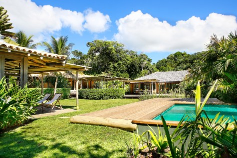 CAPA Aluguel de casas de luxo Trancoso Villa 37 3