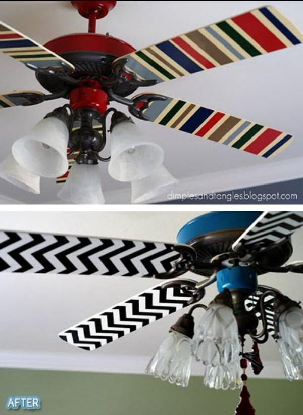 bonitas-ideas-para-decorar-un-ventilador-de-techo