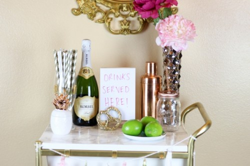 diy-ikea-hack-gold-and-marble-bar-cart-4-500x333