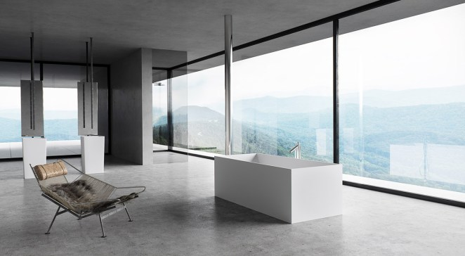 minimalist-soaking-tub