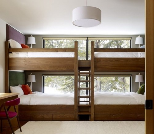 awesome-bunk-bed-kids-large-bunk-bed-for-four