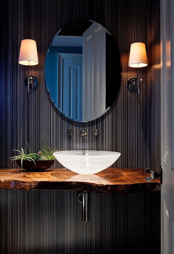 Contemporary-elegance-coupled-with-tropical-charm-in-the-powder-room
