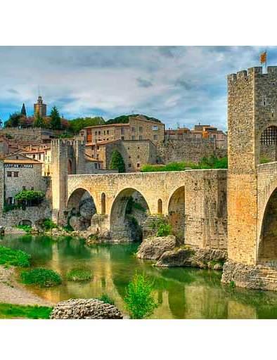 Besalú Medieval, Girona