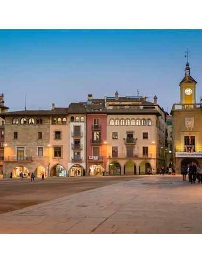 Plaza del Mercado, Vic