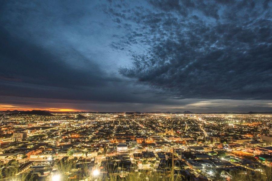 Hermosillo skyline