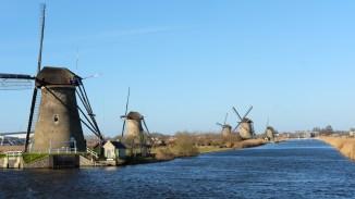 Spot the windmills!