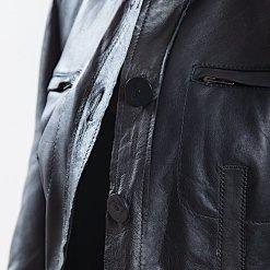 Jacheta din piele naturala de ovine - SP 04