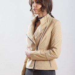 Jacheta din piele naturala de ovine - SP 150
