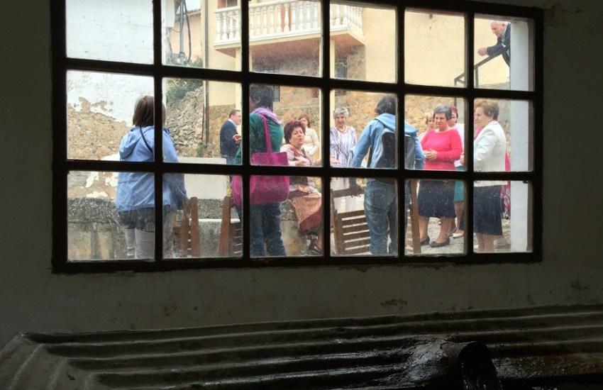 Ruta lavaderos Ciria Soria