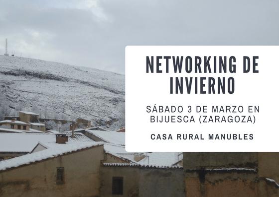 networking invierno bijuesca