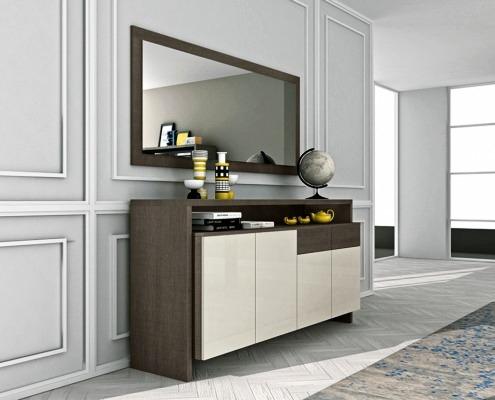 Zenzero shop propone molti mobili camera completa: Arredare Con Gli Specchi La Camera Da Letto