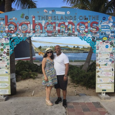 This Mama Went to the Bahamas!