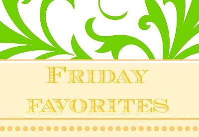 Friday Favorites #116