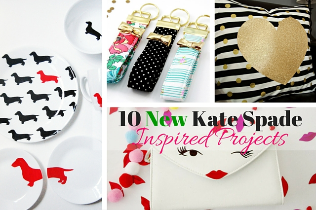 10 New Kate Spade Inspired Projects