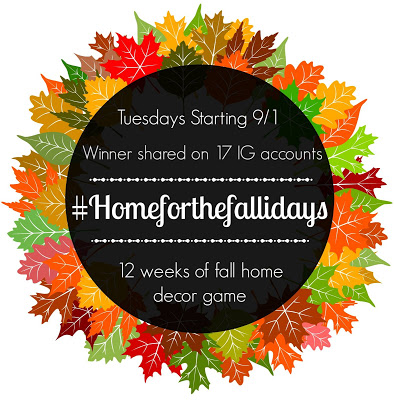 Ready, set, decorate! #HomefortheFallidays Decor Game