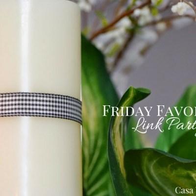 Friday Favorites #124