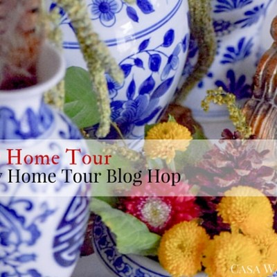 Winter Home Tour Part One